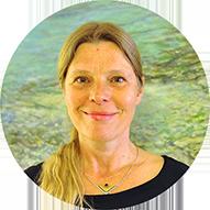 Bäume und Wildkräuter erleben, das Natur PLUS-Team um Anika Pfefferle stellt sich vor: Unja Jung, Vital Therapeutin, Lu Jong Lehrerin